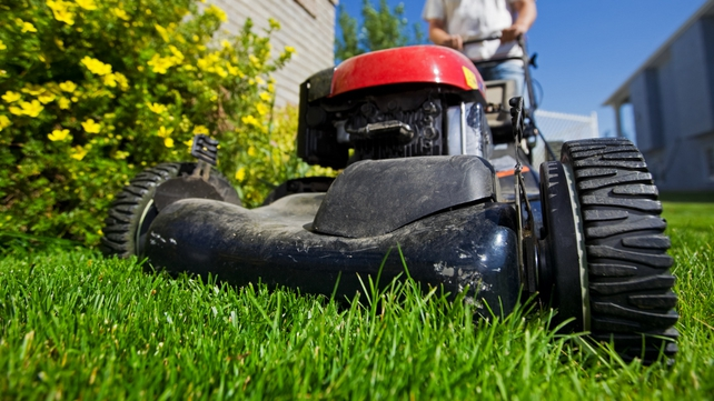 Seven people were recently treated for injuries after lawnmower accidents