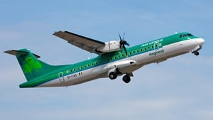 Aer Lingus Regional was boosted by the introduction of new transatlantic routes by Aer Lingus itself