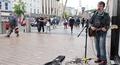 Buskers in Cork