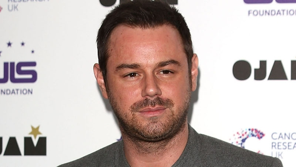 Danny Dyer fancies himself as the next Doctor Who