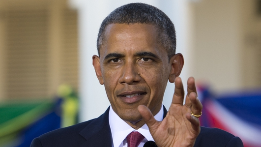 Will US President Barack Obama intervene in Syria?