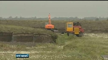 Minister concerned at turf cutting on protected bogs
