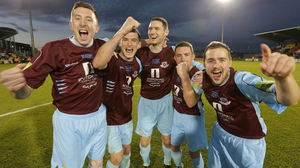 Drogheda remain on course to retain the trophy they won last season
