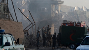The Taliban claimed responsibility for the attack