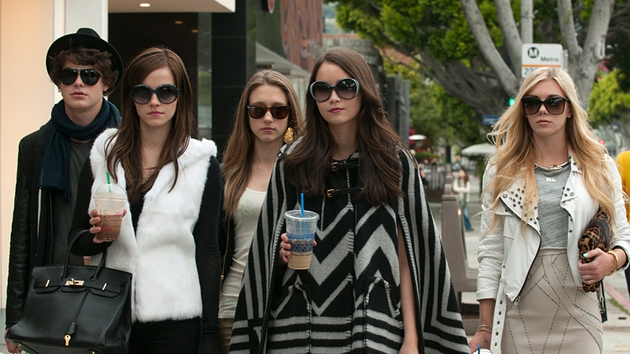 The Bling Ring - In cinemas now