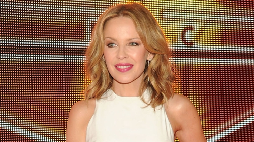 Minogue joins Tom Jones and will.i.am on The Voice UK panel