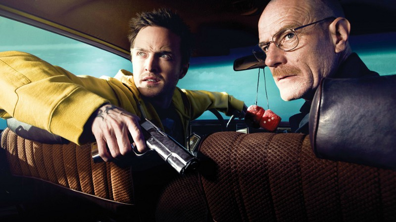 Breaking Bad duo post cryptic tweets - fans go nuts