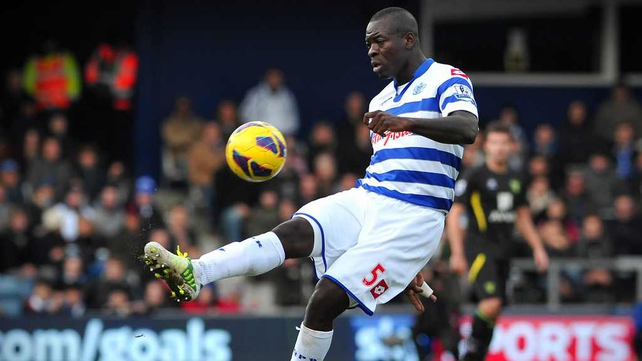 Christopher Samba is set for a quick return to Russia