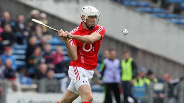 Pa Cronin will start at wing forward for Cork