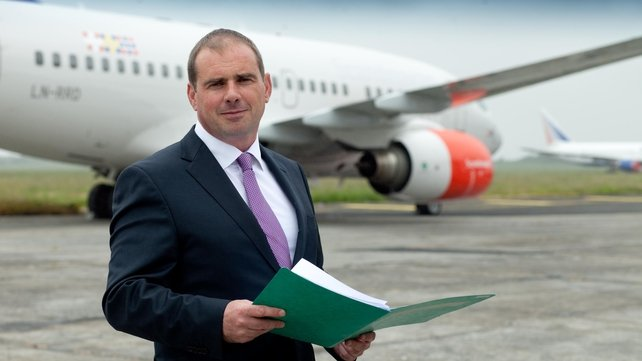 Eirtech's Niall Cunningham signs new deal with Southwest Airlines for 737 modifications