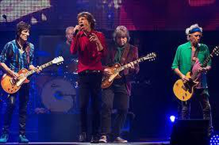The Rolling Stones at Glastonbury
