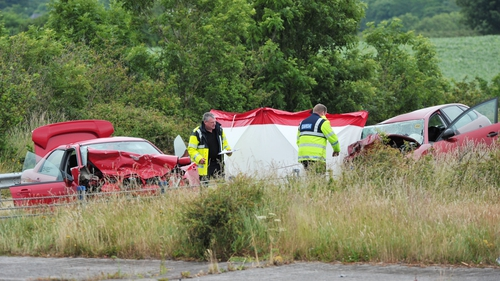 A man in his 70s has died following a head-on collision on the N25 Cork to Midleton road (Pic: PROVISION)