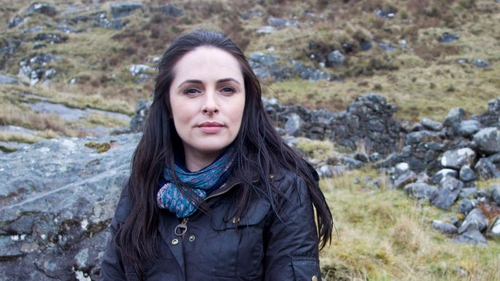Gráinne Seoige follows a different perspective on The Famine