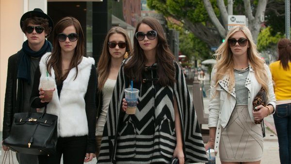 The Bling Ring culprits dripping in their ill-gotten designer swag