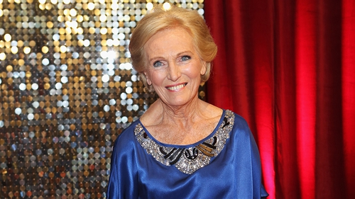 Mary Berry has spoken about loosing her son in a motorbike accident when he was 19