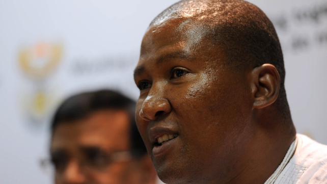Mandla Mandela moved the bodies two years ago from the village of Qunu to Mvezo