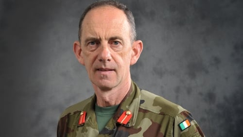 Major General Conor O'Boyle has been appointed as Chief of Staff of the Defence Forces