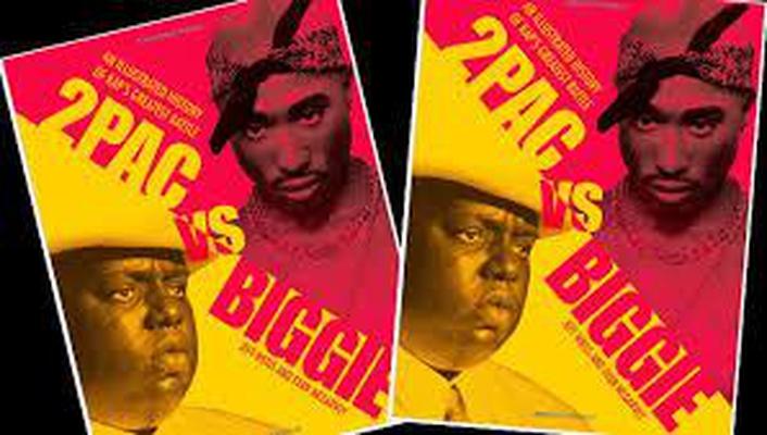 Book - 2pac Vs. Biggie