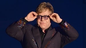 Raise you glasses - it's diamond geezer Elton John!