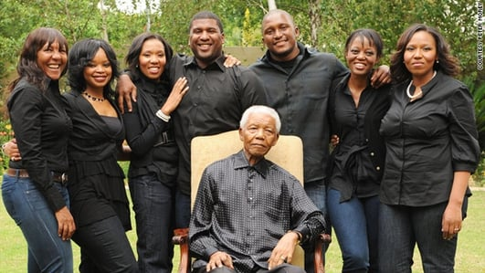 Mandela family feud