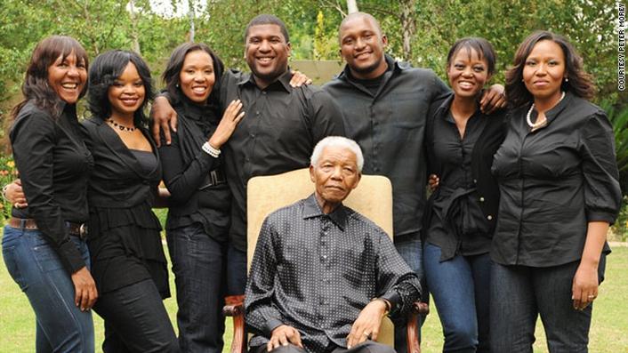Mandela family feud