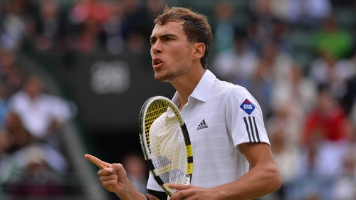 Jerzy Janowicz is the first Polish man to reach a grand slam  singles  semi-final