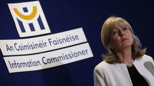 Emily O'Reilly is the first woman to hold the position of European Ombudsman