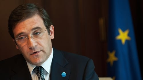 Pedro Passos Coelho announced details of Portugal's planned bailout exit
