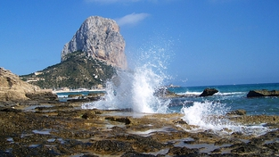Calpe and the Costa Blanca