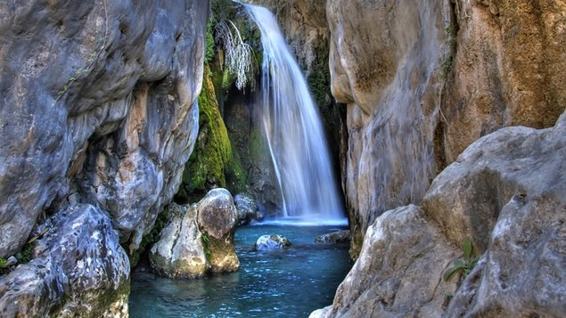 Algar Waterfall