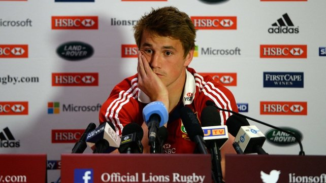 Much attention will be on how Jonathan Davies performs on Saturday
