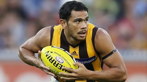 Cyril Rioli is expected to be among those who travel to Ireland for the International Rules series