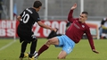 Ten-man Drogheda hold out against Malmo
