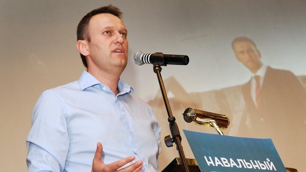 A six-year sentence would keep Alexei Navalny in jail until after the next presidential election