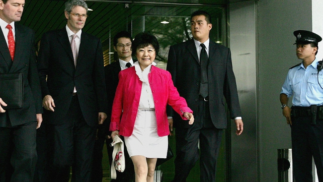 Nina Wang, once Asia's richest woman, died in 2007 aged 69 after battling cancer