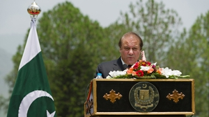 Nawaz Sharif's government's policy is to execute all death row prisoners