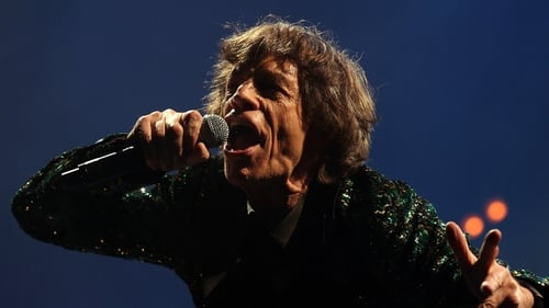 A lock of Mick Jagger's hair has sold for €4667 at auction