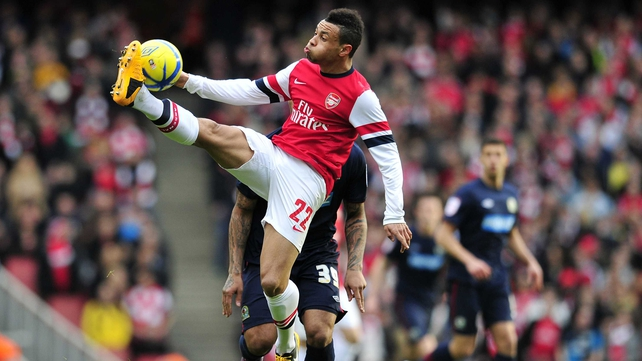 Francis Coquelin joined Arsenal at 17