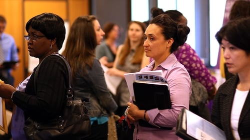 USA adds 128k jobs, jobless rate inches up to low 3