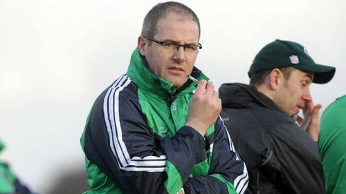 Maurice Horan will be disappointed that his time in charge ended rather tamely
