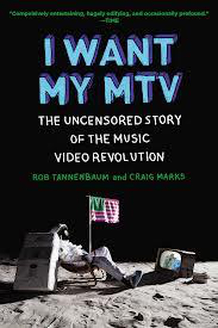Book - I Want My MTV