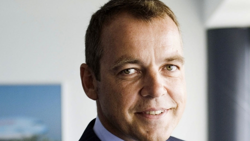 Former Aer Lingus CEO Christoph Mueller takes the reins at Malaysia Airlines