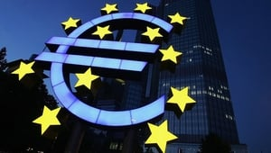 Euro zone's current account surplus moves up to €25.3 billion in January
