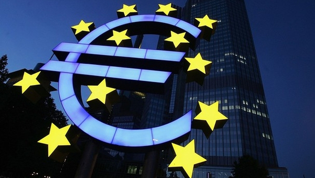 No changes from ECB on key euro zone rates today
