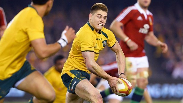 James O'Connor may be in hot water with the ARU