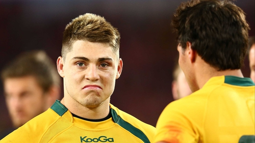 James O'Connor had his ARU contract cancelled last month