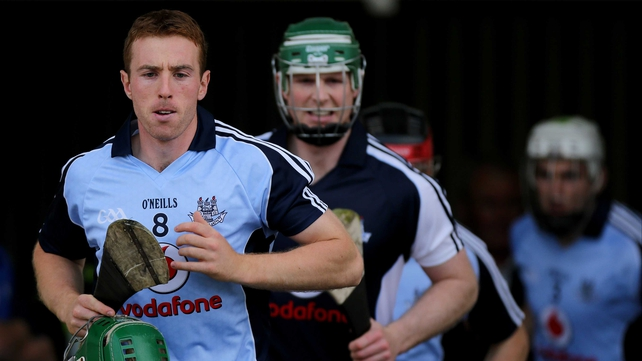 Johnny McCaffrey is hoping to lead Dublin into an All-Ireland final