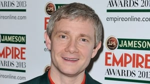 Martin freeman gets more attention from fans for his role in Sherlock than The Hobbit