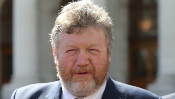 James Reilly appeared to rule out removal of suicide clause