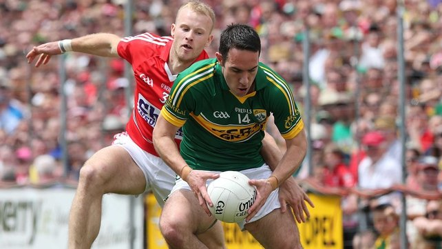 Kerry won the Munster Football title